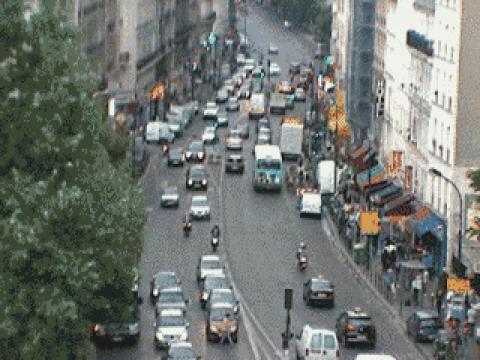 Paris webcam, Marx Dormoy