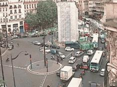 Paris webcam, Place Clichy