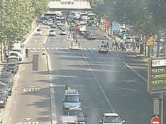 Paris webcam, Porte de Clignancourt