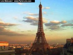 Paris Webcam, Eiffel Tower