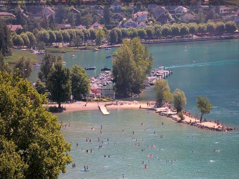 Annecy – Plage d'Albigny