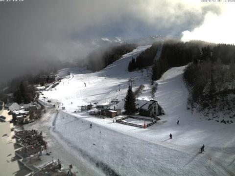 Les Sept Laux ski resort