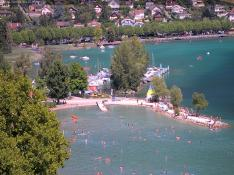 Annecy - Plage d