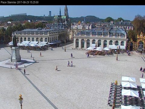 Nancy – Place Stanislas